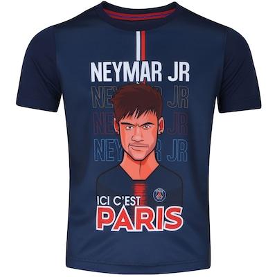 Camiseta PSG Neymar Jr. Bomache - Infantil