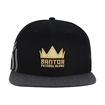 8c535a84f Boné Aba Reta do Santos New Era 950 Of Reflect - Snapback - Adulto