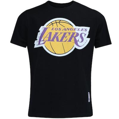 Camiseta NBA Los Angeles Lakers Big Logo - Infantil