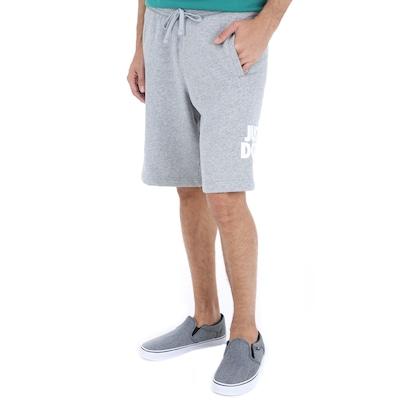 Bermuda de Moletom Nike JDI FLC - Masculina
