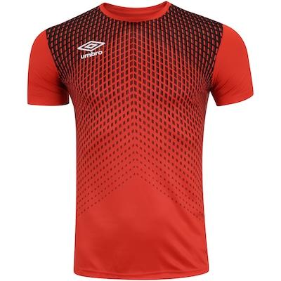Camisa Umbro TWR Graphic Pro Velocita - Masculina