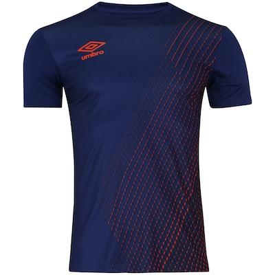 Camisa Umbro TWR Graphic Velocita - Masculina