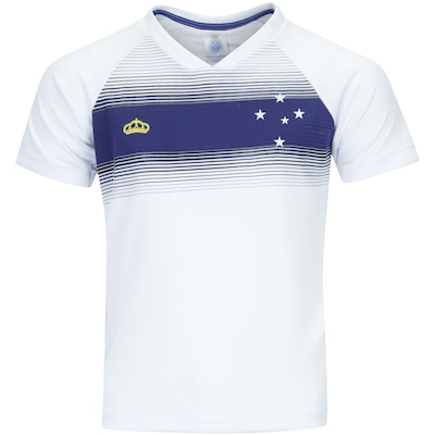 Camiseta do Cruzeiro Legend - Infantil