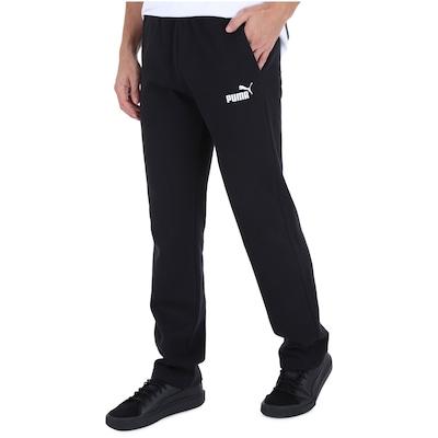 Calça de Moletom Puma Ess Logo - Masculina