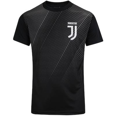 Camiseta Juventus Sublimada - Infantil
