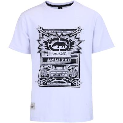 Camiseta Ecko Estampada E072B - Infantil