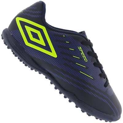 Chuteira Society Umbro Speed IV TF - Infantil