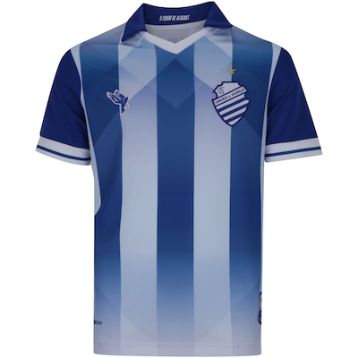 Camisa do CSA I 2019 nº 10 Azulão - Infantil