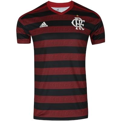 Camisa do Flamengo I 2019 adidas - Masculina