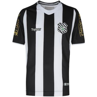 Camisa do Figueirense I 2018 Topper - Infantil