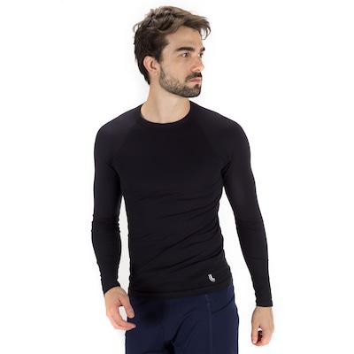 Camisa Térmica Manga Longa Lupo Run - Masculina