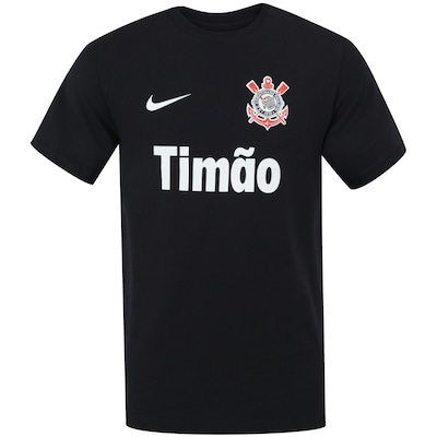 Camiseta do Corinthians Match 2019 Nike - Masculina