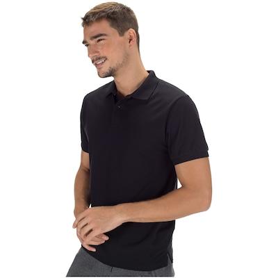 Camisa Polo Oxer Básica Terry Nac - Masculina