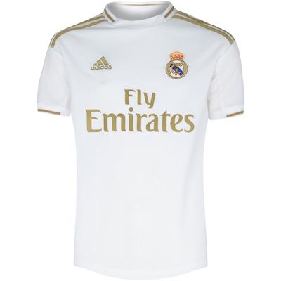 Camisa Real Madrid I 19/20 adidas - Infantil