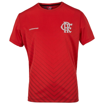 Camiseta do Flamengo Bent - Infantil