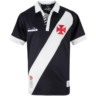 Camisa do Vasco da Gama I 2019 Diadora - Infantil