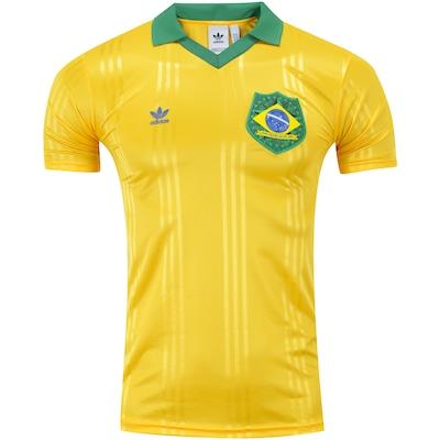 Camisa do Brasil adidas - Masculina