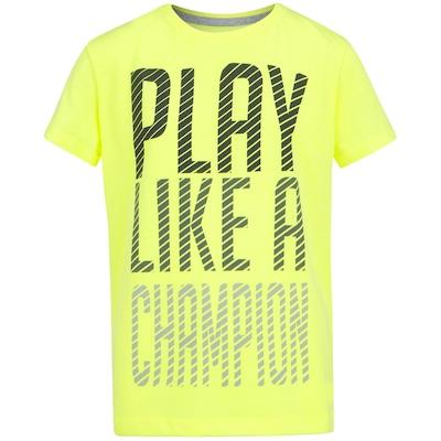 Camiseta Oxer Print Neon - Infantil