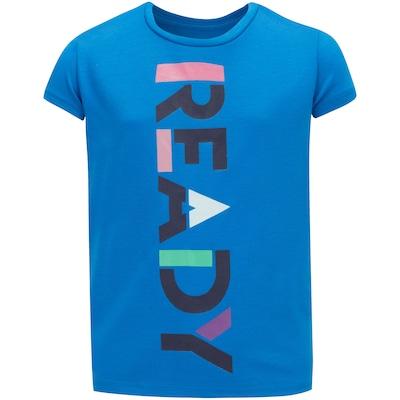 Camiseta Oxer Ready Girls Feminina - Infantil