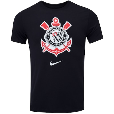Camiseta do Corinthians Evergre Nike - Masculina
