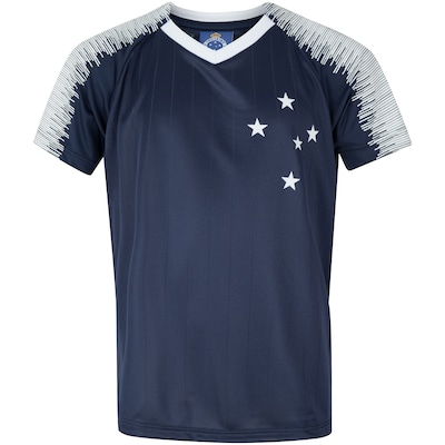 Camiseta do Cruzeiro Really 19 - Infantil