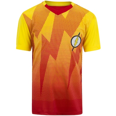 Camiseta Liga da Justiça DC The Flash - Infantil