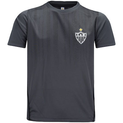 Camiseta do Atlético-MG Dribble 19 - Infantil