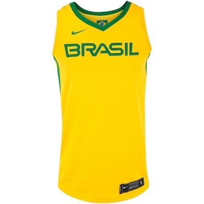 Camisa Regata Nike Brasil JSY Limited - Masculina