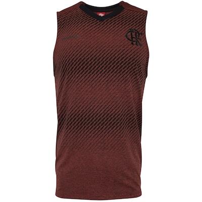 Camiseta Regata do Flamengo Enigma 19 - Masculina