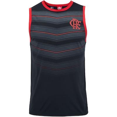 Camiseta Regata do Flamengo Dinamic 19 - Masculina