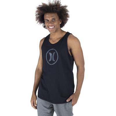Camiseta Regata Hurley Circle Icon - Masculina