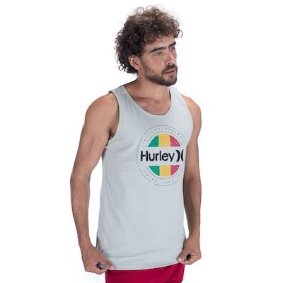Camiseta Regata Hurley Resistence - Masculina