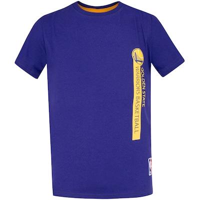 Camiseta NBA Golden State Warriors Flush - Infantil