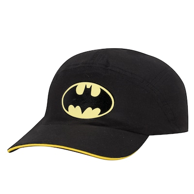 Boné Aba Curva Liga da Justiça Batman - Strapback - Infantil