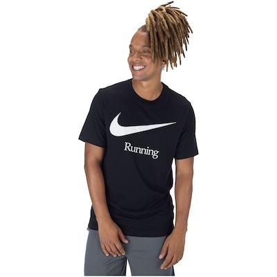 Camiseta Nike Dry Run HBR - Masculina