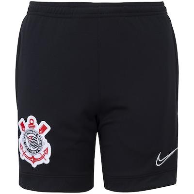 Calção de Treino do Corinthians 2019 Nike - Infantil