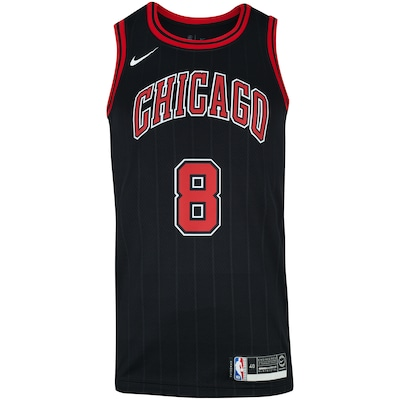 Camisa Regata Nike NBA Chicago Bulls Zach LaVine 8 - Masculina