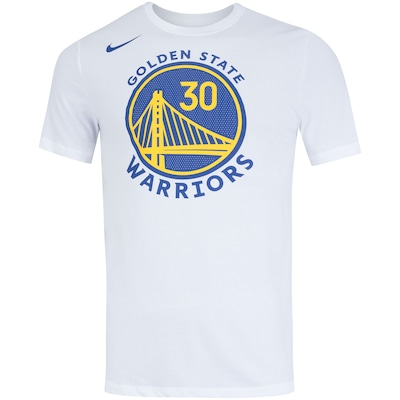 Camiseta Nike NBA Golden State Warriors Stephen Curry 30 - Masculina