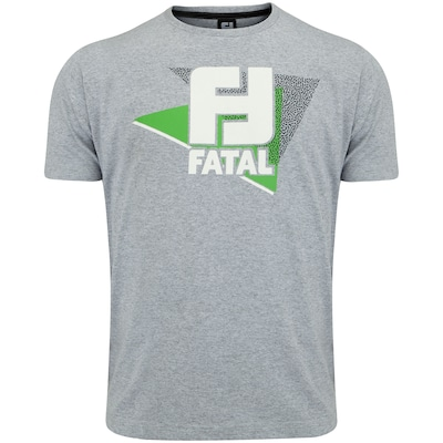 Camiseta Fatal Estampada 23509 - Masculina