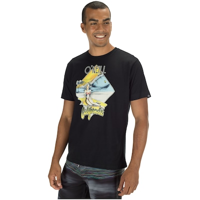 Camiseta O'neill Estampada Always - Masculina