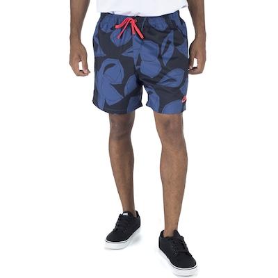 Bermuda Nike Flow Floral - Masculina