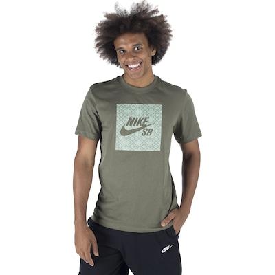 Camiseta Nike SB Logo No - Masculina