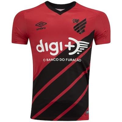 Camisa do Athletico-PR I 2019 Umbro - Masculina