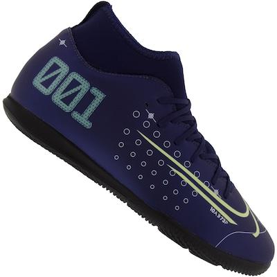 Chuteira Futsal Nike Mercurial Superfly 7 Club MDS IC - Infantil