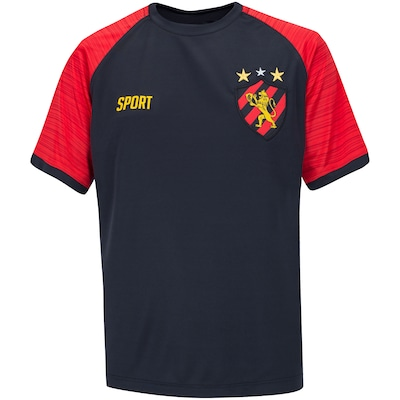 Camiseta do Sport Recife 2019 - Infantil