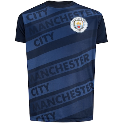 Camiseta Manchester City Saymon - Infantil
