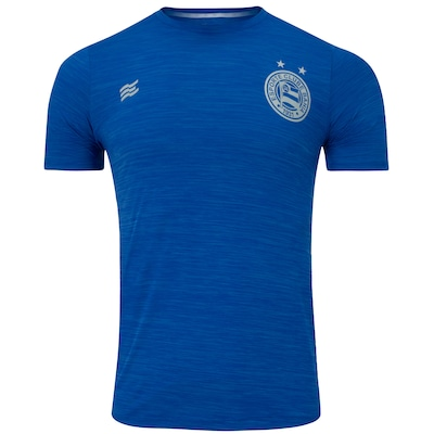 Camisa do Bahia Aquecimento 2020 Esquadrão - Masculina