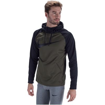 Blusão com Capuz Nike Therma - Masculino