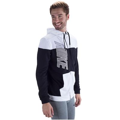 Jaqueta com Capuz Nike Dry Hoodie FZ FLC GSP - Masculina
