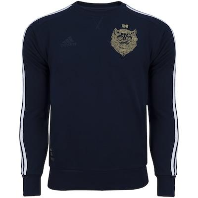 Blusão Real Madrid CNY adidas - Masculino